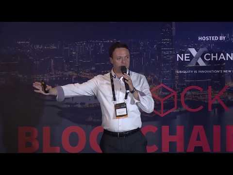 Block O2O Blockchain Summit - Mitja Vezovišek, MoneyRebel