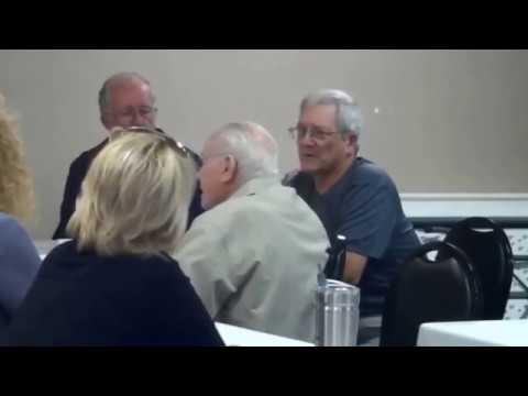Community Club September meeting 2017