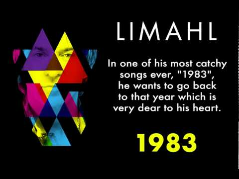 """Coming out on Jan. 10th: Limahl """"1983"""" (Teaser by Pat Sharp)"""