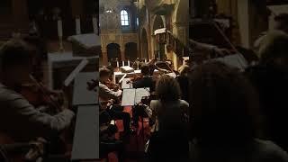 Eman de Leon Rehearsals Ave Verum Corpus