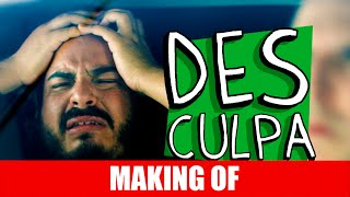 Vídeo - Making Of – Desculpa