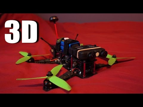 FPV In HD 3D! VR Version