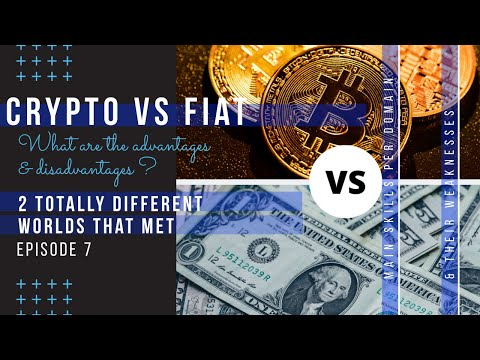 Fiat to crypto trading levels