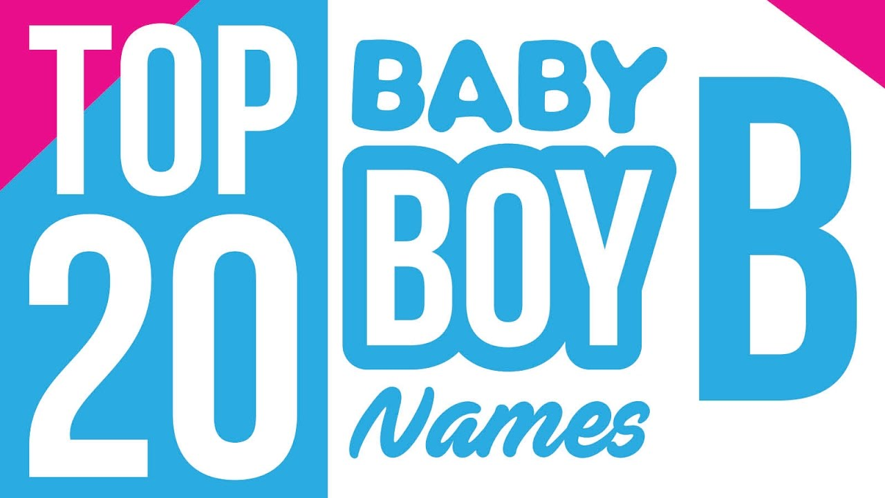 Baby Boy Names Start With B Name For Boys Unique