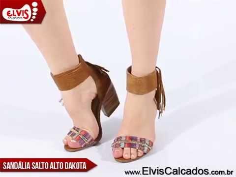 96153f01fb Sandália Feminina Dakota Z0084 Mult Color Mostarda. Elvis Calçados