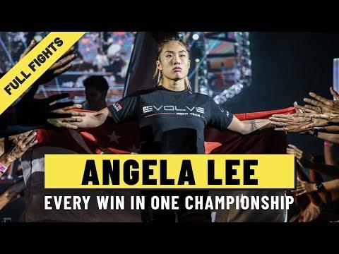 Every Angela Lee
