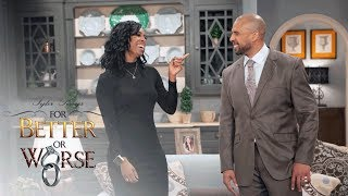 Benny Hits on Angela | Tyler Perry's For Better or Worse | Oprah Winfrey Network