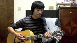 Song #290: John Frusciante - Control Acoustic Cover [PROJECT365]