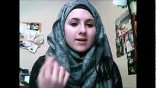 az anyjával amerikai lány áttért az iszlám vallásra 11 éves a hidzsáb