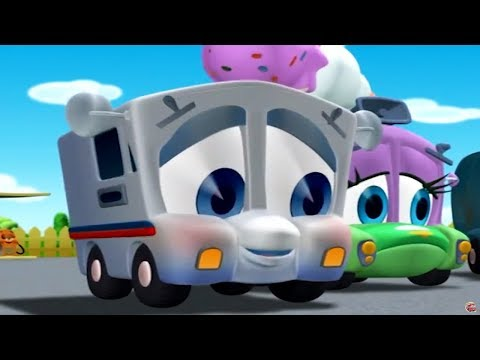 Finley The Fire Engine | It's No Game | Full Episode | Cartoons For Kids 🚒