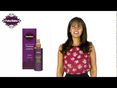 Fake Bake - How to Apply Flawless Self-Tan