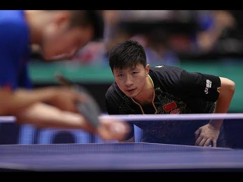 [20170618] CCTV HD - MA Long vs FAN Zhendong | MS-Final | Japan Open 2017 | Full Match