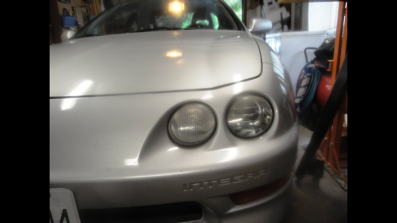 Fuel Filter Replacement On A 2000 Acura Integra