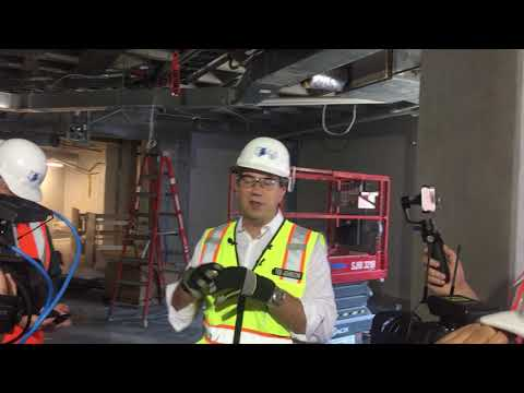 7/17/17: Target Center Renovation - Bathrooms
