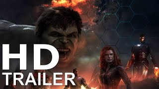 AVENGERS 4: ENDGAME New Trailer (2019) Concept Movie HD