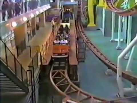Walking Around West Edmonton Mall, June 1986