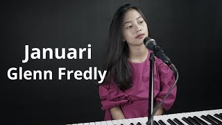JANUARI ( GLENN FREDLY ) -  MICHELA THEA COVER