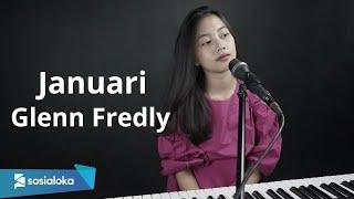 Download JANUARI ( GLENN FREDLY ) -  MICHELA THEA COVER