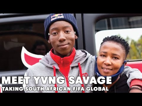 South African Superstar | Unfold Thabo (YVNG Savage)