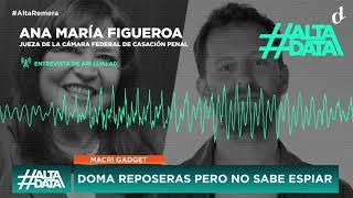 EL DESTAPE - Alberto Fernández creará el Ministerio de la Mujer - #AltaData - 11 10 19