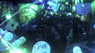 M Run Live @ Green Spirit party Altdorf Switzerland