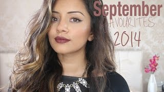 Favourites | September 2014 | Kaushal Beauty Thumbnail