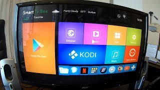 X96 ANDROID SMART TV BOX 4K, its blady good and stable