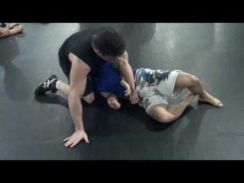 Catch Jitsu Wrestling Brutal Side Control Sidemount Subs,Top Crucifix,Stockade,Howdy,& N/S MMA
