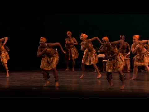 "DANCE This 2008: African Dance ""Zehil"" and ""Rugaro nekutamba (Being Happy)"""