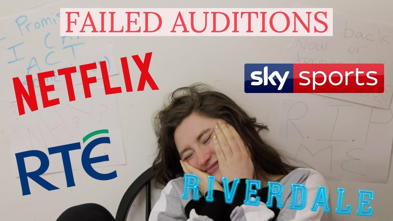 Reacting to my failed Netflix Audition