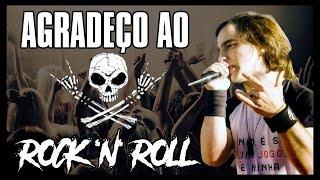 ♫ AGRADEÇO AO ROCK 'N' ROLL ♪ (Por me tornar quem eu sou) │ Música Original