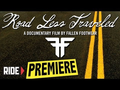 "Fallen's ""Road Less Traveled"" Video Premiere"