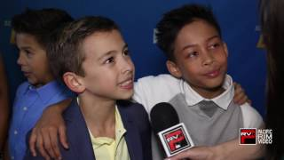 Jake Monreal and Sheaden Gabriel say kids can dance like adults SYTYCD