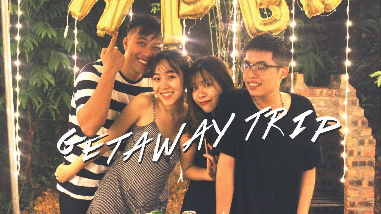 ♡ 2 ngày 1 đêm ở homestay tại Sóc Sơn   Summer 2018 ♡ Bacontreng