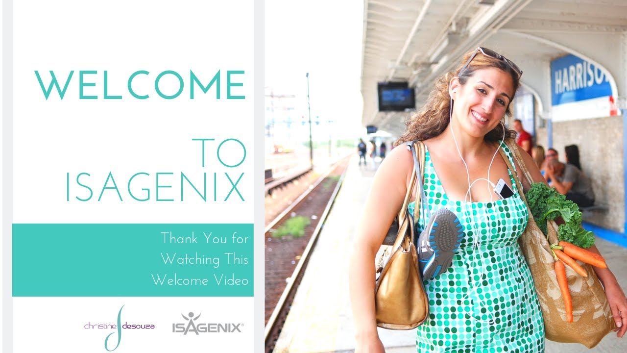 Welcome to Isagenix