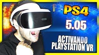 PS4 EXPLOIT VERSION 5.05 USAR HACK PLAYSTATION VR-JAILBREAK-9BRITO9