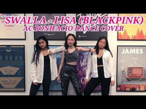 BLACKPINK LISA - SWALLA (DANCE COVER) // Andree Bonifacio