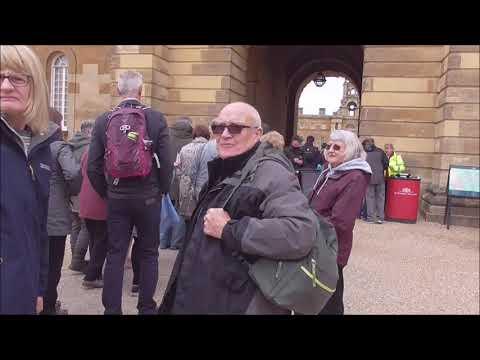Oxford And Blenheim Palace Weekend Break With Members Of Nottingham PRA