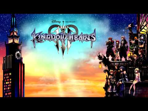 Kingdom Hearts 3 OST Dearly Beloved Extended Version