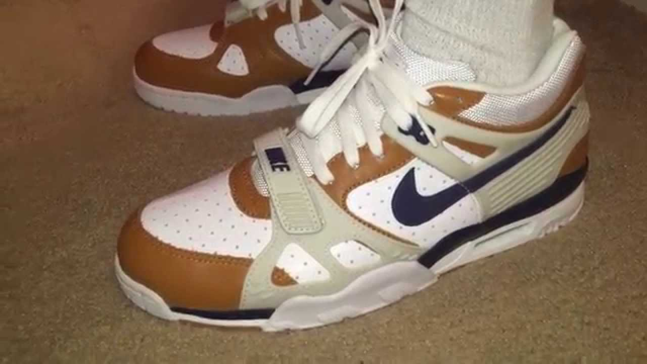 quality design 9243b 93128 Nike Air Trainer 3