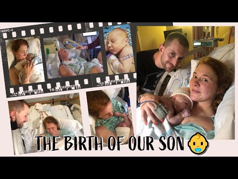 BIRTH VLOG 2021 || Raw + Real Labor And Delivery Of Our First Baby During A Pandemic *INDUCED BIRTH*