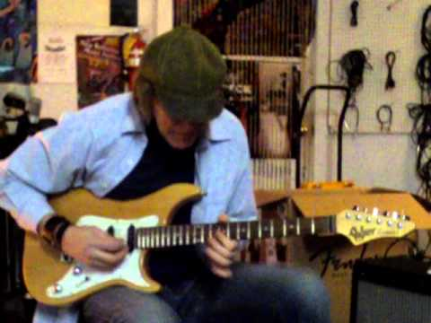 funky electric guitar loop- Craig Erickson