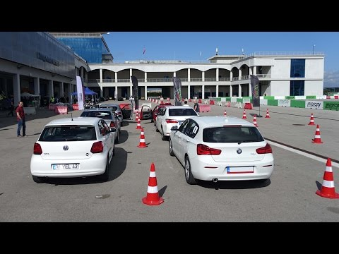 İlk Pist Deneyimi | BMW 116D | İstanbul Park Pist Günleri