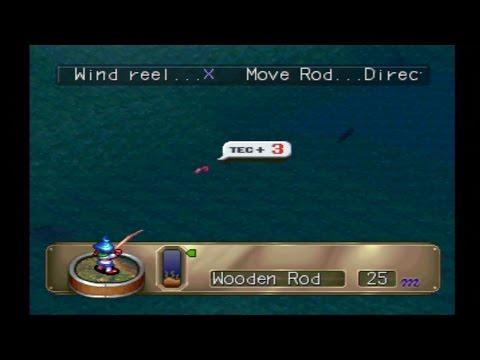 Breath Of Fire 3 Fishing Tecs