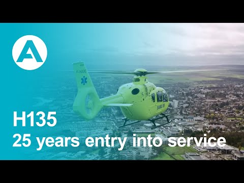 H135 - 25 years entry into service