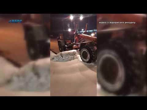 ТРК Аверс: Снігопад у березні найсильніший за минулу зиму.