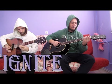 Alan Walker feat. K-391 - Ignite (acoustic guitar cover, tabs)