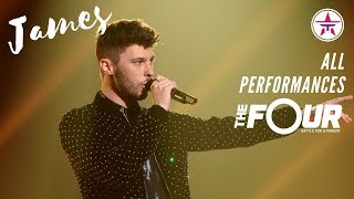 Download lagu James Graham All Performances On The Four Season 2