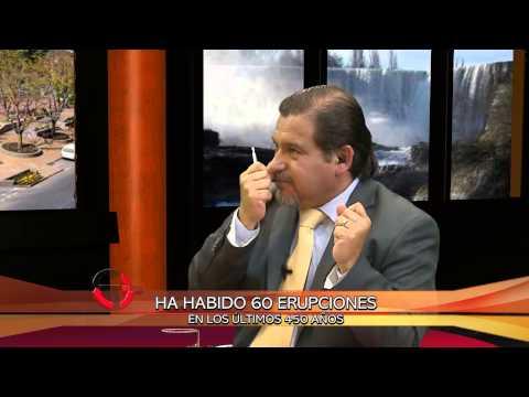 """José Palma: """"Se ha podido comprobar que existe relación entre terremotos y erupciones volcánicas"""""""