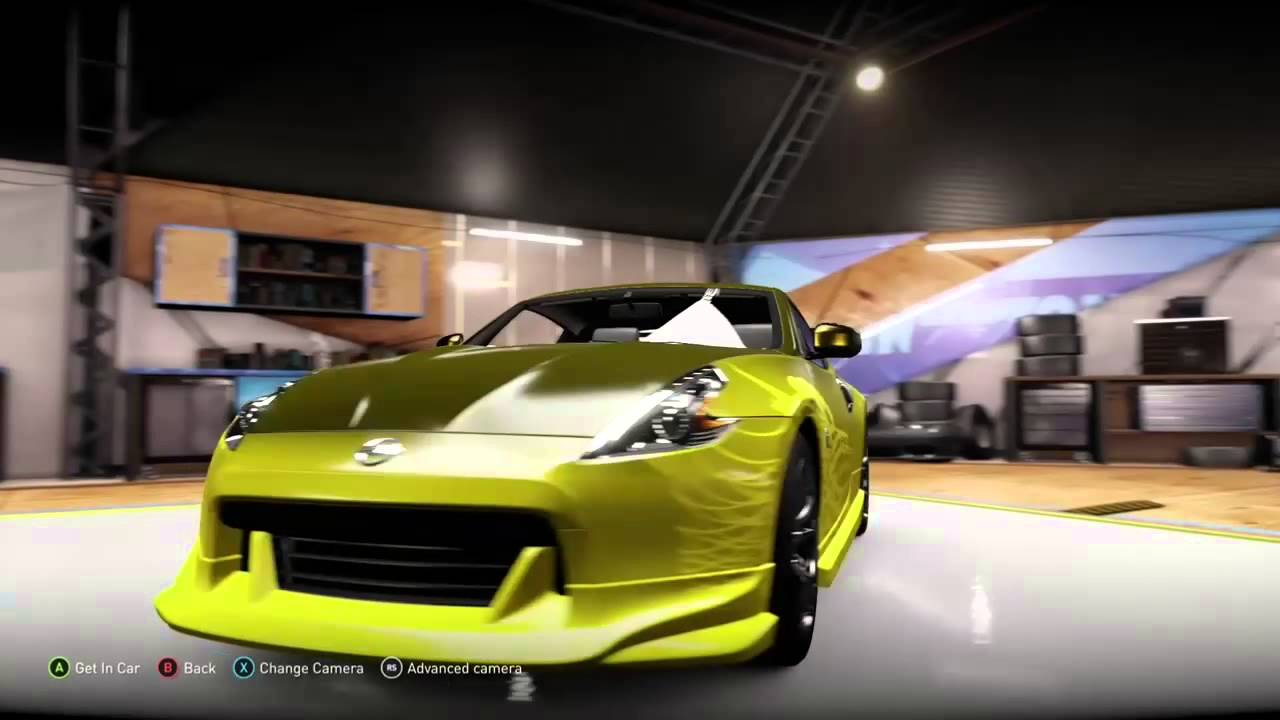 Forza Horizon Fast Furious Tokyo Drift Cars Sean S Evo